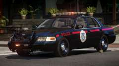 1997 Ford Crown Victoria Police für GTA 4