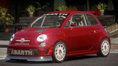Fiat 500 L-Tuned für GTA 4