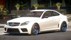 Mercedes Benz C63 R-Tuning