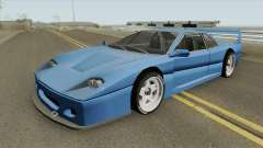 Turismo F40-GT (BlueRay)
