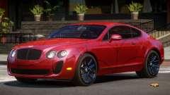 Bentley Continental S-Edit PJ4