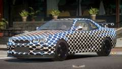 Nissan Skyline R34 E-Style PJ3
