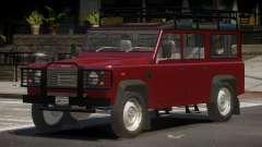 Land Rover Defender V1.0
