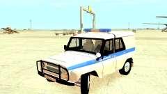 Die Polizei UAZ 31512
