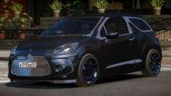 Citroen DS3 RS