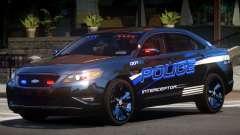 Ford Taurus Police V1.2 pour GTA 4