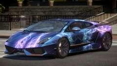 Lamborghini Gallardo Qz PJ2 pour GTA 4