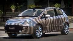 Fiat Punto RS PJ4 für GTA 4