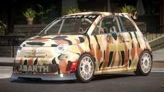 Fiat 500 L-Tuned PJ5 pour GTA 4