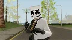 Marshmello V2 (GTA Online) pour GTA San Andreas