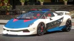 Lamborghini SE Police V1.4