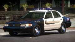 Ford Crown Victoria MS Police V1.1 für GTA 4