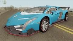 Lamborghini Veneno 2020 pour GTA San Andreas