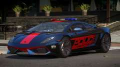 Lamborghini Gallardo SR Police pour GTA 4