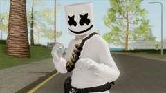 Marshmello V1 (GTA Online) pour GTA San Andreas