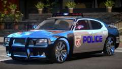 Dodge Charger LS Police pour GTA 4