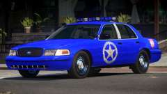 Ford Crown Victoria USM Police