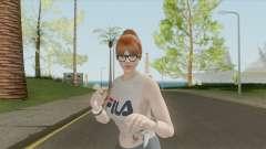 Random Female V7 (GTA Online) pour GTA San Andreas