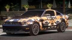 Ford Mustang 302 V1.1 PJ2 für GTA 4