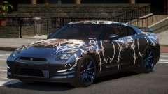 Nissan GT-R Qz PJ5 pour GTA 4