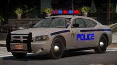 Dodge Charger RS Police pour GTA 4