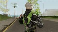 Masculino Toque Mortal 2 (Free Fire) pour GTA San Andreas