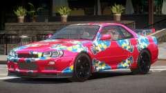 Nissan Skyline R34 E-Style PJ7