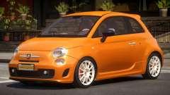 Fiat 500 S-Tuned pour GTA 4