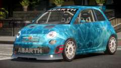 Fiat 500 L-Tuned PJ1 für GTA 4