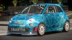 Fiat 500 L-Tuned PJ1 pour GTA 4