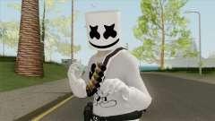 Marshmello V3 (GTA Online) pour GTA San Andreas
