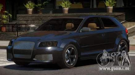 Audi S3 R-Tuning pour GTA 4