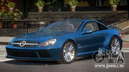 Mercedes Benz SL65 S-Tuning pour GTA 4