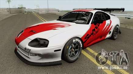 Toyota Supra (Kanjo) pour GTA San Andreas