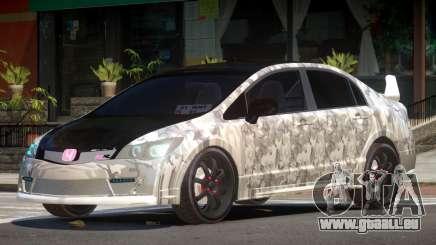 Honda Civic R-Tuning PJ2 pour GTA 4