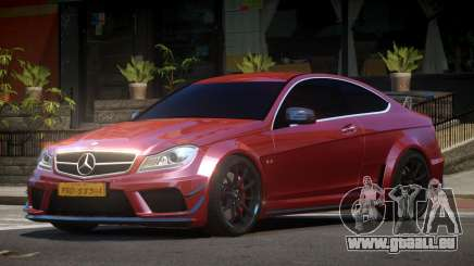 Mercedes Benz C63 S-Tuning pour GTA 4