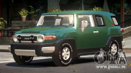 Toyota FJ Cruiser ST pour GTA 4