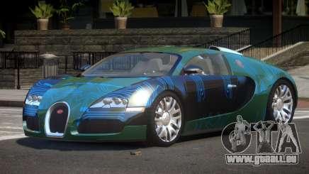 Bugatti Veyron DTI PJ1 für GTA 4