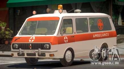 RAF 2203 Ambulance V1.0 pour GTA 4