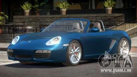 Porsche Boxster GT für GTA 4