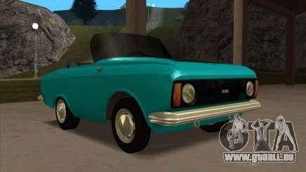 Spielzeug AZLK 2.0 für GTA San Andreas