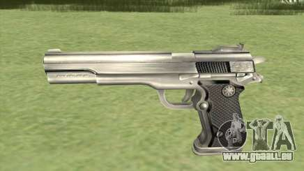 Desert Eagle (Silver) für GTA San Andreas