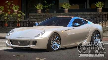 Ferrari 599 SR pour GTA 4