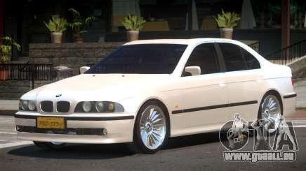 BMW 530I E39 ST für GTA 4