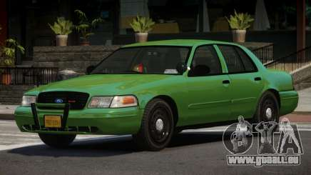1997 Ford Crown Victoria Spec pour GTA 4