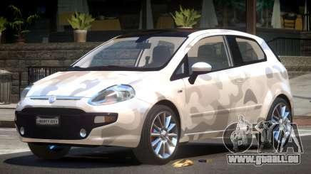 Fiat Punto RS PJ6 für GTA 4