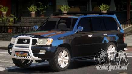 Toyota Land Cruiser 100 LS für GTA 4