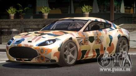 Aston Martin Zagato SR PJ1 für GTA 4