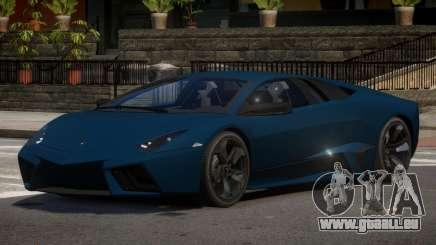 Lamborghini Reventon SR pour GTA 4