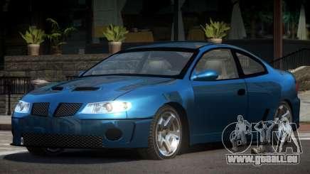 Pontiac GTO ZT für GTA 4